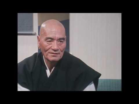 Interview from zen master Taisen Deshimaru Roshi