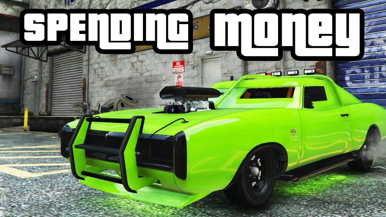 GTA 5 - SPENDING ALL THE MONAY - BUYING PROPERTY, AMAZING CAR ...