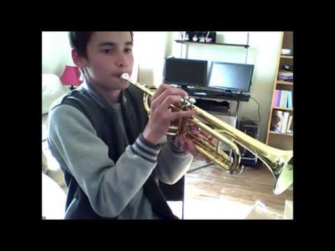 Trumpet Unboxing