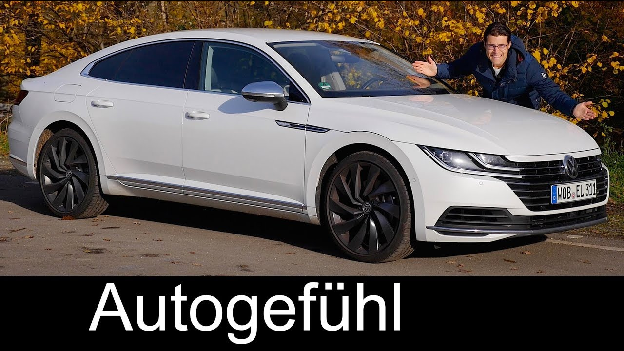 vw arteon full review elegance 2018 new volkswagen flagship autogef hl youtube. Black Bedroom Furniture Sets. Home Design Ideas