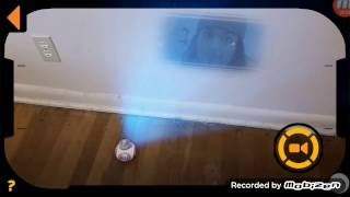 BB-8 holografik mesaj