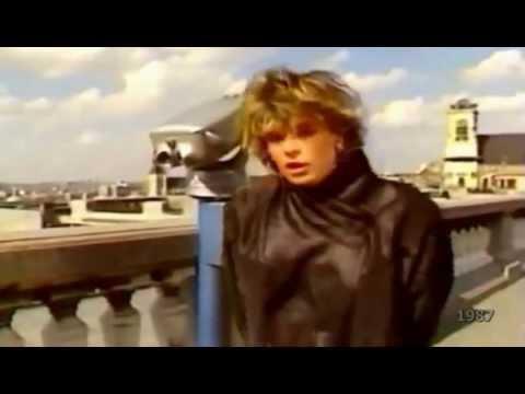 Stéphanie de Monaco - Flash (1987) + Lyrics