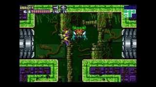 Metroid Fusion - 12 - Gardening With Samus