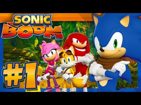 Sonic Boom Rise Of Lyric Скачать Игру - фото 4