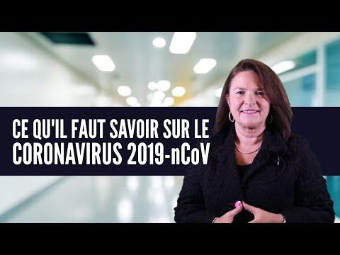 Ce que les travailleurs/travailleuses de la santé doivent savoir sur le coronavirus 2019-nCoV