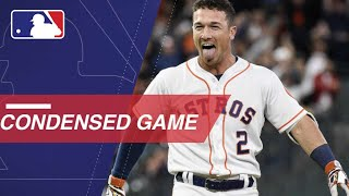 Condensed Game: SD@HOU - 4/7/18