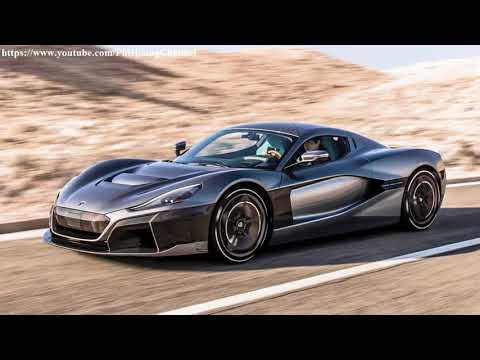 2020 Rimac C Two - Interior and Exterior - Phi Hoang Channel.