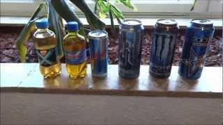 """ZUCKER FREIE ENERGY DRINKS"" - Wo kaufe ich Monster, Rockstar, Red Bull, Mixxed Up + Speedstar ?"