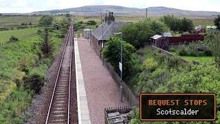 Scotscalder Request Stop