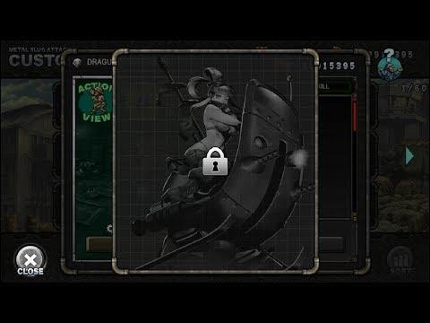 Metal Slug Attack - All 3.5 units update preview