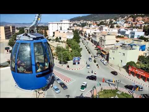 Algeria Telecable Transport ♥ الجزائر التلفريك