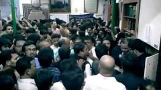 Mir Hasan Mir Reciting 'Momino Haider-e-Karrar Ka Matam Karlo' - Shab e 21 Ramadan 1432H.