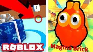 SECRET NEL INVERNO ZONA & MAGMA MATTONI PET! | Simulatore di gelato Roblox