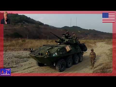 U.S. Marines, Fox Company, 4th Tank Battalion, Marine Forces Reserve U.S. Marines, Combat Assault