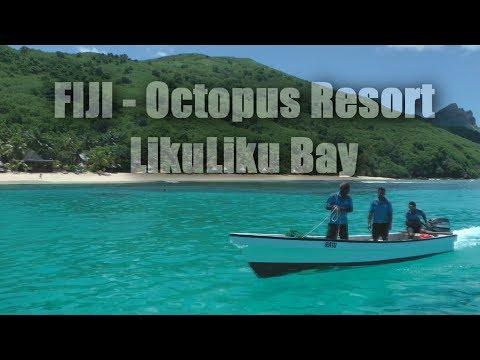 FIJI - Octopus Resort - LikuLiku Bay -  Yasawa Islands, (HD)