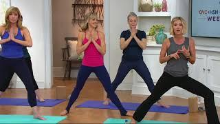 Beachbody 3-Week Yoga Retreat For Beginners on QVC