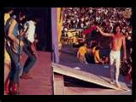 Rolling Stones - Jumping Jack Flash - Philadelphia - Sept 25, 1981