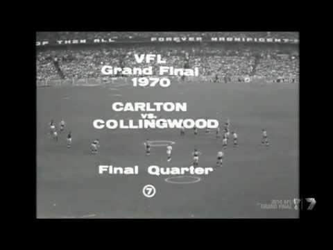 1970 VFL Grand Final- September 26, 1970- Final Quarter
