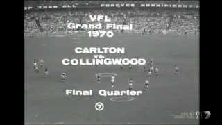 1970 VFL Grand Final- September 26, 1970- Final Quarter