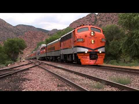 Excursion On The Royal Gorge Scenic RR