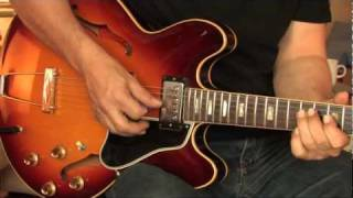 1965 Gibson ES-335, sunburst, Part1