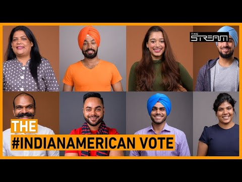 US 2020: How important is the Indian-American vote?  | The Stream