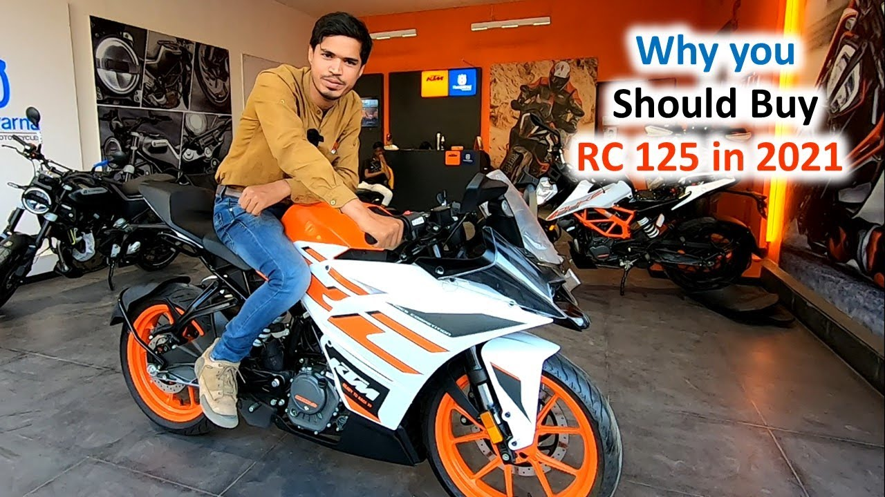 Why you should Buy KTM RC 125 BS6 in 2021 Detailed Review