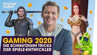 Gaming 2020: Die schmutzigen Tricks der Videospiel-Entwickler