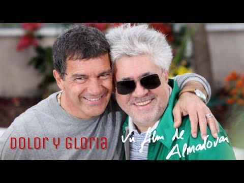 DOLOR Y GLORIA, así será la nueva película de Pedro Almodóvar