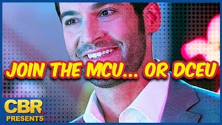 Lucifer's Tom Ellis Would Accept a Superhero Role From Either Marvel or DC
