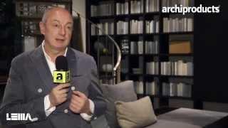 LEMA | Piero Lissoni, Mauro Marelli - iSaloni 2014