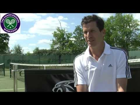INTERVIEW: Tim Henman looks back on his favourite Wimbledon memories with Stuart Appleby