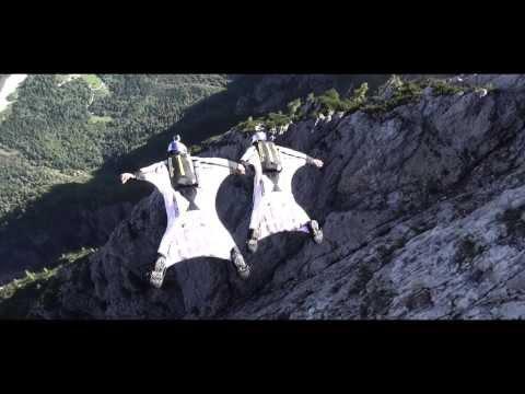 Skydive Dubai Soul Flyers Wingsuit Freestyle BASE