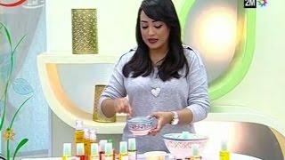 Ghizlane MEKOUAR  Bain d'huiles pour cheveux secs