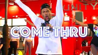 "Summer Walker & Usher - ""Come Thru"" - JR Taylor Choreography"