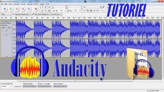 Enlever les bruits de fond d'un micro   Audacity  Tuto Fr