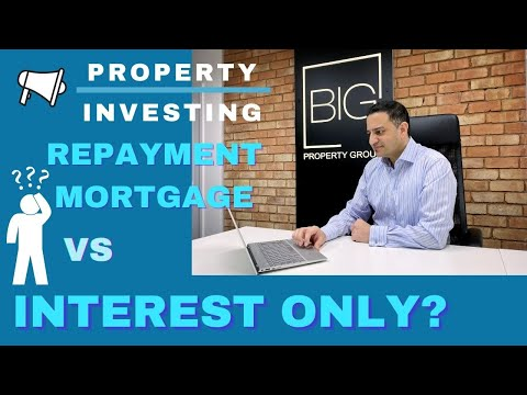 Repayment mortgage versus interest only – which is better?