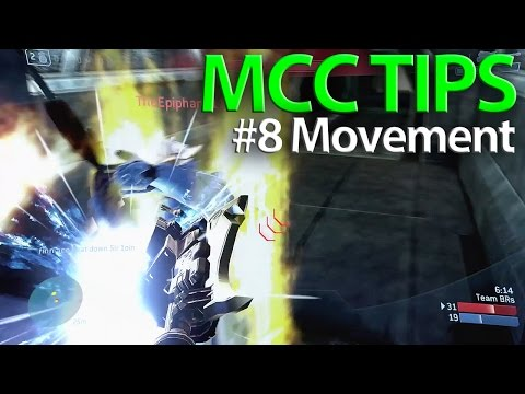 MCC Tips #8 Movement How to Improve   60FPS Halo Tips & Tricks