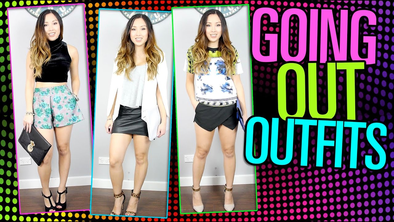 Casual club outfit ideas