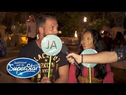 DSDS 2018 | Backstage - Das Ja Oder Nein Spiel Ist Zurück