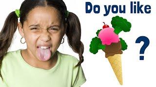 Do you Like Brokkoli? ¿Te Gusta El Helado De Brócoli? | Canciones Infantiles La La Kids Songs