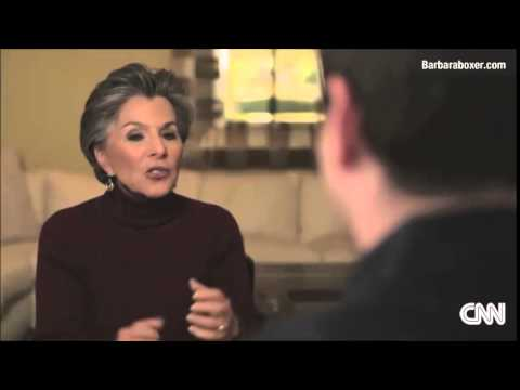 Barbara Boxer retiring, not running for reelection in 2016