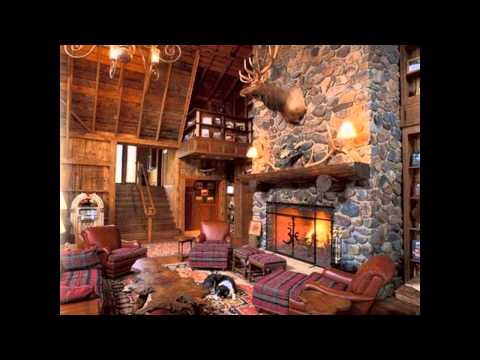 Hunting themed decorating ideas