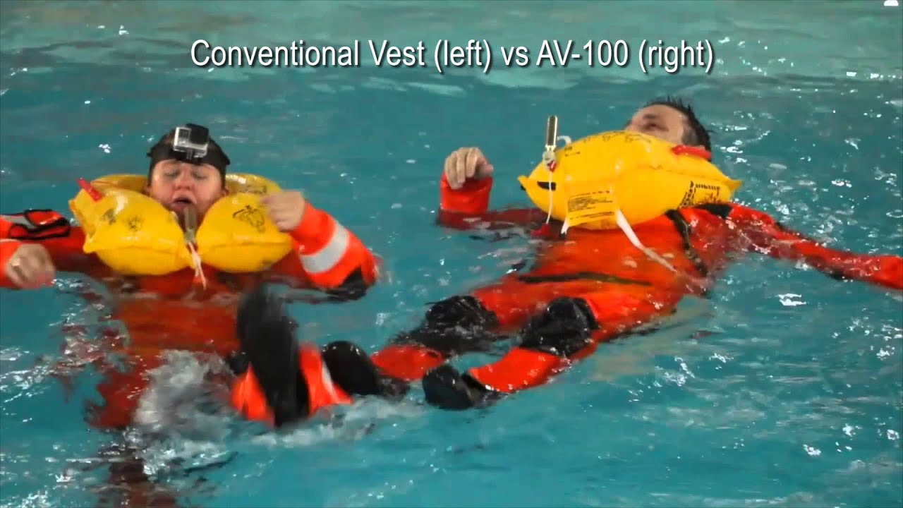 Switlik airline life vests ilv-20 infant life vest.