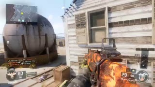 Transmissão ao vivo da PS4 de bacuri games jogando cod bo3 Nubi sempre kkkkkk bora