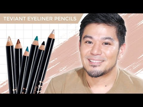 Ask Albert: The latest pencil eyeliner in the market!