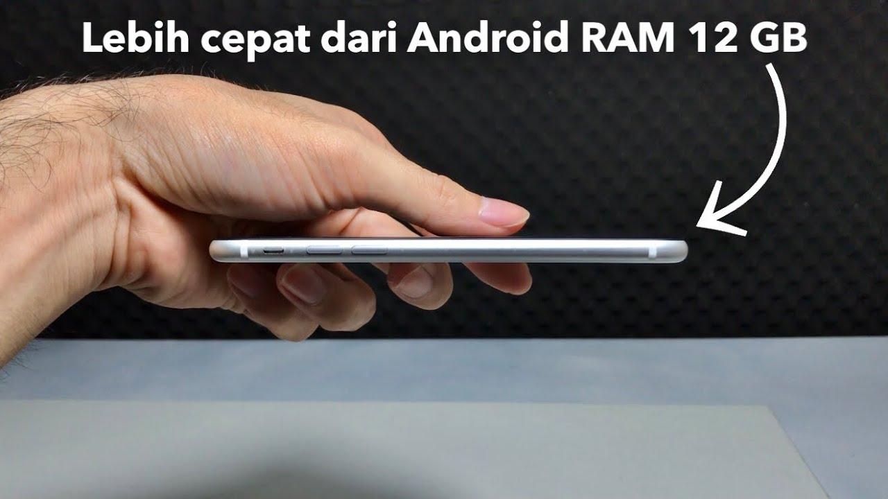 iPhone paling worth it, kecil murah tapi jauh lebih cepat dari Android