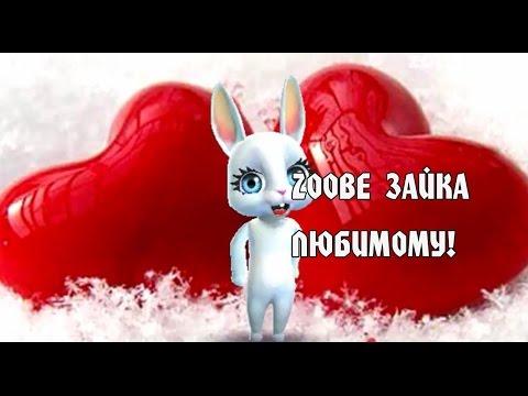 Zoobe Зайка, Любимому!
