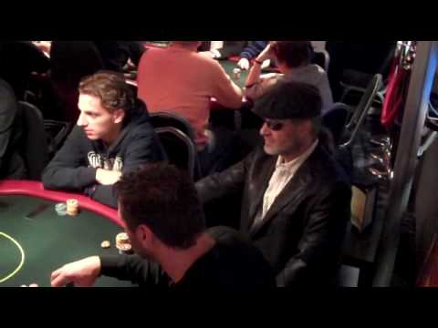 Poker Radio Network Pro Team Player Paul Kobel Amsterdam 2009