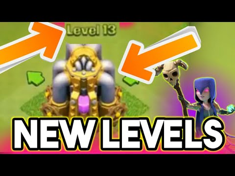 NEW LVL 13 COLLECTORS AND MINES UPDATE LEAKS CLASH OF CLANS 2017